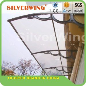 Waterproof Polycarbonate Canopy/Door Shelter pictures & photos