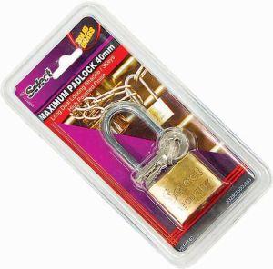 Brass Combination Padlock Maximum Brass Long pictures & photos