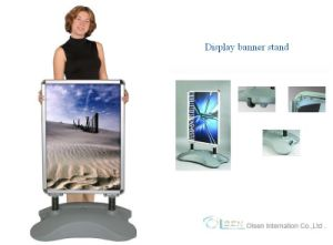 Display Banner Stand (OS-B1) pictures & photos