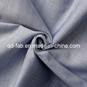 100%Cotton Yarn Dyed Fabric (QF13-0749) pictures & photos