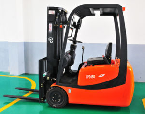 3-Wheel Battery Forklift Truck