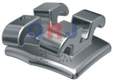 Dental Crystal Series Edgewise Bracket