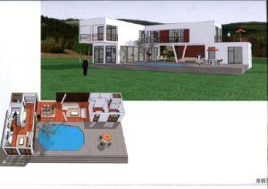 Container House /Modular Villa (CH-36) pictures & photos