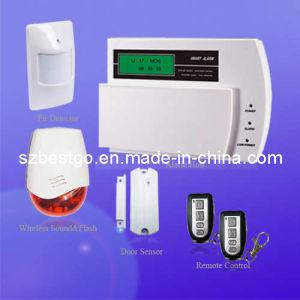 LCD Home GSM Alarm System (BT-106GSM)
