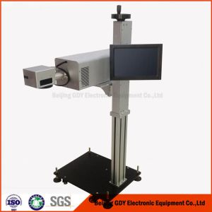 CNC Engraving Machine Laser Marking for Assembly Line pictures & photos