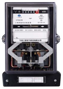 Three-Phase Inductive Meter (DT902)