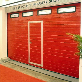 Section Industrial Door (50mm thick) pictures & photos