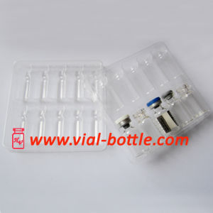 Plastic Tray Plastic Holder for 10 Units 2ml Vial pictures & photos
