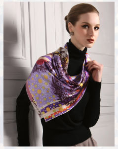 100% Silk Scarf (SF5)