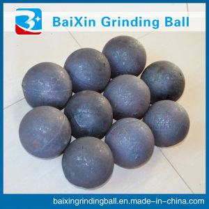 High Chrome Steel Casting Grinding Ball for Cement Mill