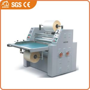 Manual Double Side Laminating Machine (KDFM-Series) pictures & photos