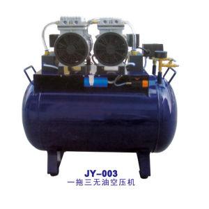 Dental Air Compressor for 3 Units
