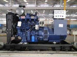 40kVA Sf-Weichai Diesel Generator Sets /20kw-500kwweichai Diesel Generator Sets