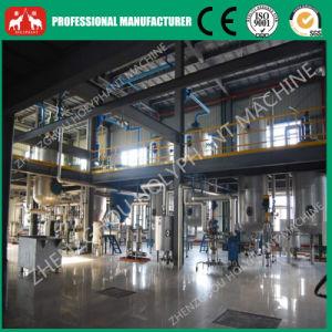 Soybean, Canola, Corn Germ, Copra Cooking Oil Refining Machine pictures & photos