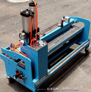 Finger Puncher for PVC Conveyor Belts, Light Weight Belt pictures & photos