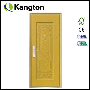 Exterior Position Swing Steel Door (KTM01) pictures & photos