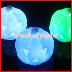 Pumpkin Shape Mini LED Night Light