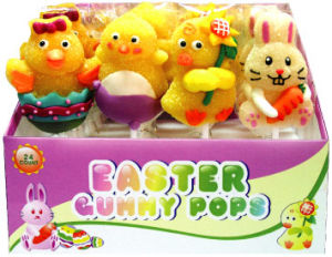 Easter Gummy Pops (22003)