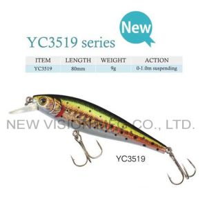 Minnow Lure/Hard Plastic Fishing Lures pictures & photos