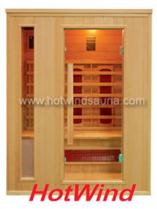 2016 Hot Sale High Quality Far Infrared Sauna Room Dry Wood Sauna for Home Use (SEK-AP3) pictures & photos