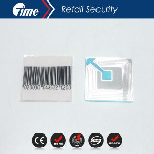 EAS System for Refrigerator Anti Theft Barcode Soft Paper Labels pictures & photos