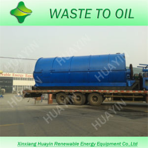 Furnace Oil Making From Tyres Scrap (HY-10)