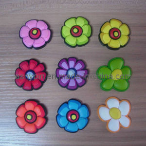 Custom Flower Soft PVC Magnets (ASNY-JL-Fridge Magnet-13040102) pictures & photos