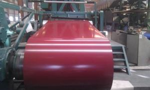 Export Color-Coated Galvanized Steel Coil /PPGI pictures & photos