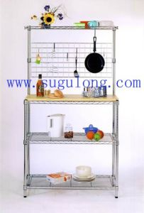 Kitchen Storage Rack (SGL-S3)