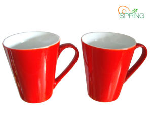 Ceramic Red Mug (SPMUG0019)