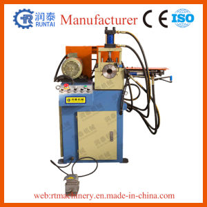 Rt-80SA Semi-Automatic Hydraulic Single-Head Bevelling Deburring Machine pictures & photos