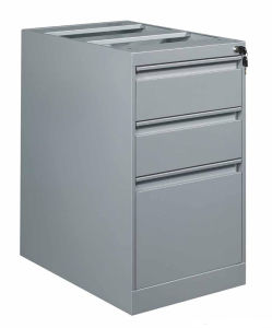 Steel Pedestal File Cabinet with 3 Drawers (SI6-LCF3LG) pictures & photos