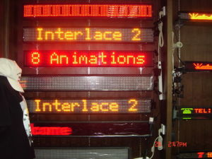 LED Moving Sign / LED Sign / LED Sign Display
