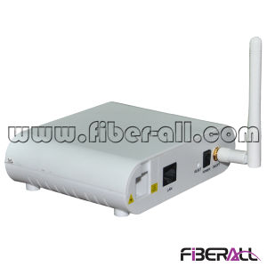 Epon ONU for FTTH with 1 Pon 1 Ge and 1 WLAN Port pictures & photos