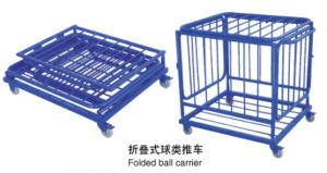 Foldable Ball Cart