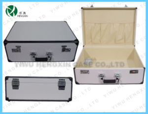 Leather Cosmetic Case with Drawers (HX-L6930) pictures & photos