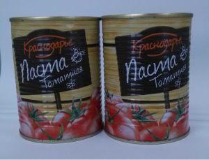 Canned Tomato Paste (tin400)