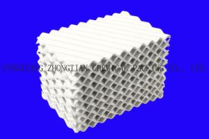 Ceramic Corrugated-Sheet Packing