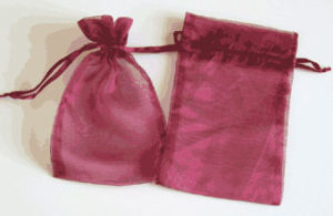 Organza Bag pictures & photos
