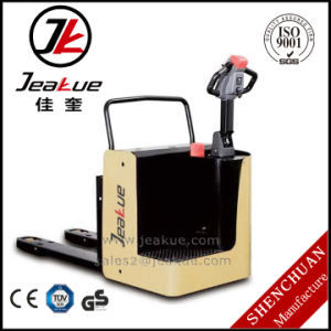 Hot! ! ! Excellent Quality 2000kg Electric Pallet Truck pictures & photos