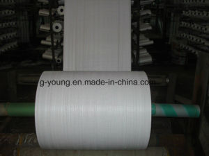China Supplier White Woven Polypropylene Fabric pictures & photos
