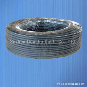 Flexible PVC Electric Control Wire and Cable pictures & photos