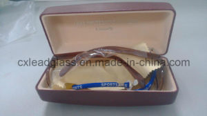 0.5mmpb Radiation Shielding Lead Glasses with CE&ISO pictures & photos