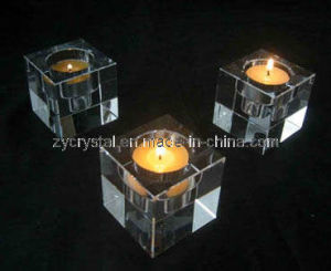 Crystal Tea Candle Holder (CH034)