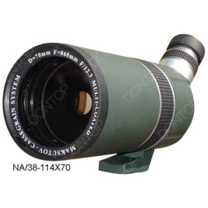 38-114X70 Zoom Maksutov-Cassegrain Bird Watching Spotting Scope (SNA/ 38-114X70) pictures & photos