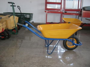 Wb6400 Wheelbarrow with CE Certification (France Model)