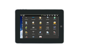 7inch Tablet PC With CPU Via 8650