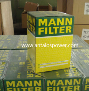 Mann Filter of Deutz Parts (Mann filter) pictures & photos