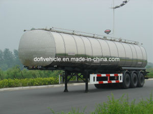 48000L Oil (Fuel) Tanker Trailer with Three Axles (CLY9401GYY)