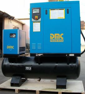 3-in-1 Compressor with Dryer and Tank pictures & photos